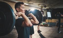 6 เหตุผลที่ผู้ชายควรออกกำลังกาย