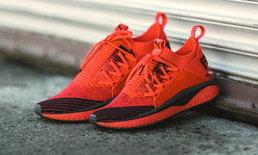 PUMA ต่อยอดรองเท้าสายสตรีทส่ง Tsugi Jun สีแดงสด พร้อมวางจำหน่ายกลางเดือนนี้