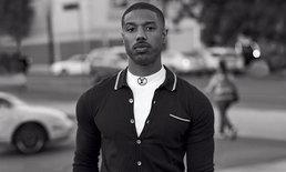 Michael B. Jordan เตรียมตัวอย่างไรก่อนรับบท 'Killmonger' ในภาพยนตร์ Black Panther