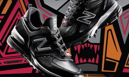 New Balance x Marvel Comics ปล่อยรองเท้า Black Panther