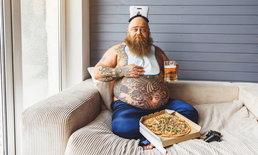 """ผลวิจัย ม.คอร์แนล ชี้ """"ยิ่งอ้วน..ยิ่งสูญเสียต่อมรับรส"""""""