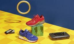 รองเท้ารุ่นพิเศษ Sonic x Puma เคาะวันจำหน่าย 5 มิถุนายนนี้
