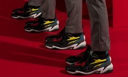 """Puma Thunder Spectra"" รองเท้าผ้าใบสุดล้ำ"