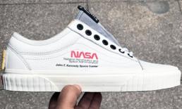 เท่ไปถึงอวกาศ Vans x NASA สนีกเกอร์สุดเจ๋ง เตรียมวางขายปลายปีนี้