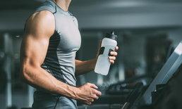 เมื่อร่างกายสูญเสียน้ำควรทำอย่างไร?