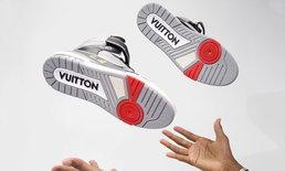เผยภาพแรกสนีกเกอร์จาก Louis Vuitton ออกแบบโดย Virgil Abloh