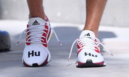 """ยลโฉมสีใหม่ """"Solar Hu Glide ST"""" สนีกเกอร์รุ่นต่อไปของ Pharrell Williams และ adidas"""