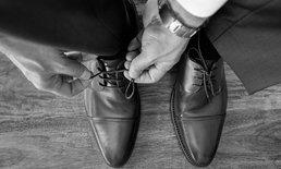 รองเท้าดำ 3 แบบที่ผู้ชายควรมีติดตู้ไว้