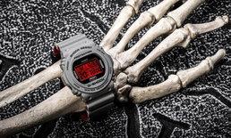 "G-Shock x Sneaker Freaker ปล่อยคอลเลคชั่น ""Redback"" รับฮาโลวีน"