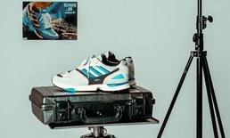 คืนชีพรองเท้าวิ่งระดับตำนานสู่ไลฟ์สไตล์สนีกเกอร์ adidas Consortium ZX4000