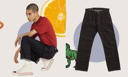 กางเกงยีนส์ Rompboy เรียบแต่ซ่อนรายละเอียดไว้เพียบ
