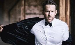 เปิดตัว Ryan Reynolds สุภาพบุรุษตัวแทนน้ำหอม Armani Code