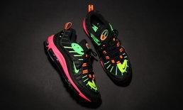 Atmos x Nike Tokyo Neon สนีกเกอร์อินสไปร์จากเทศกาลโคมไฟของญี่ปุ่น