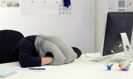 Ostrich Pillow งีบซักนิดเพื่อชีวิตสดชื่น