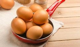 """7 คุณประโยชน์จากการทาน """"ไข่"""""""