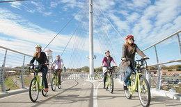 10 แนวคิด การปั่นจักรยานในเมืองให้ปลอดภัย
