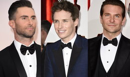 Best Men's Hairstyles งาน Oscars 2015