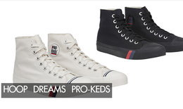 HOOP DREAMS PRO-KEDS