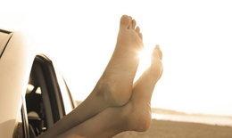 7 วิธีดูแลเท้าให้หล่อ!