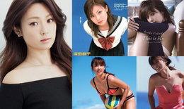 """34 ยังแจ่ม """"เคียวโกะ ฟุคาดะ"""" อวดความเซ็กซี่ในโฟโต้บุ๊คเล่มล่าสุด"""