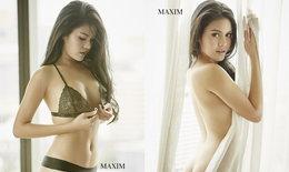ซูมความเซ็กซี่ หนิง นลิน เจ้าของตำแหน่ง Miss Maxim 2015