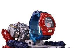 G-Shock x Transformers Master Optimus Prime  คอลเลคชั่นพิเศษฉลองครบรอบ 35 ปี