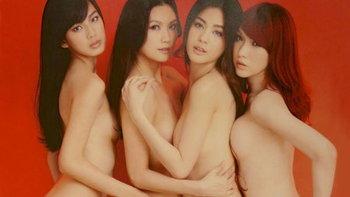 ปฏิทิน FHM 2014 จากไต้หวัน แจ่มทุกเดือน!!
