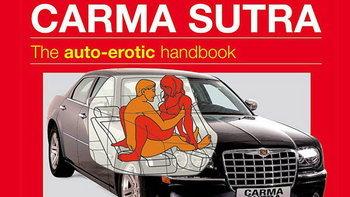 Carma Sutra สุดยอดท่วงท่า ลีลาในรถยนต์