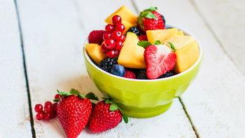 10 ผักและผลไม้กินลดความอ้วน