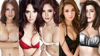 100 สาว สุดเซ็กซี่จาก FHM ปี 2014