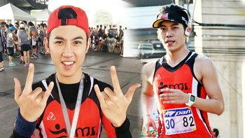 5 หนุ่มนักวิ่ง กับแรงบันดาลใจที่จะทำให้คุณ #อยากวิ่งหนักมาก