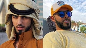 """ยังดูดีไม่เปลี่ยน """"Omar Borkan"""" หนุ่มที่เคยถูกเนรเทศจากซาอุฯ เพราะหล่อเกินไป"""