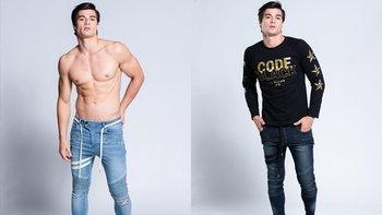 "BJ Jeans เปิดตัวคอลเลคชั่นพิเศษ ""Code Black"""