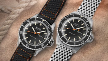 Mido เปิดตัวนาฬิกาดำน้ำรุ่นใหม่ Ocean Star Tribute