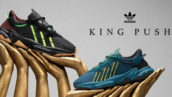adidas Originals จับมือ Pusha T เผย Ozweego สองสีใหม่ล่าสุด