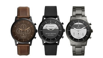 Hybrid Smartwatch HR แบรนด์ Fossil โฉมใหม่ คุณสมบัติล้ำเกินบรรยาย