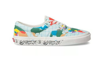 "Vans คอลเลคชั่นใหม่ล่าสุด ""Save Our Planet"""