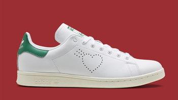 adidas Originals x Human Made Stan Smith ผลงานชิ้นใหม่รับวาเลนไทน์