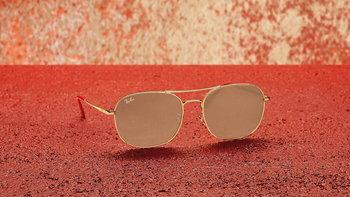 Ray-Ban ปล่อยแว่นตาสีทองรับเทศกาลตรุษจีน 2020