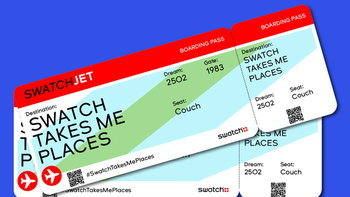 Swatch ขอเชิญร่วม Virtual Trip กับกิจกรรม 30 วันใน 30 เมือง 30 ประเทศ