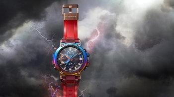 ผสานโลหะกับเรซิน G-Shock MTG-B1000VL เร้าใจด้วยความหลากหลายของสีสัน