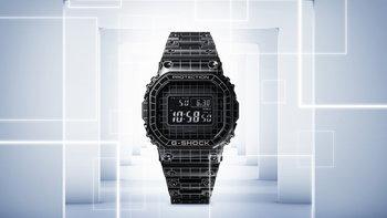 สวยลงตัว G-Shock รุ่นใหม่ มาพร้อมโครงสร้างโลหะเต็มรูปแบบ