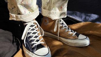 Carhartt WIP x Converse Renew Chuck 70 โดดเด่นด้วยสีสันที่ลงตัว