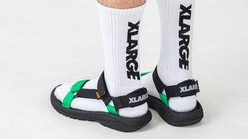 เปิดตัวรองเท้า XLARGE×Teva® Hurricane XLT2 สายลุยห้ามพลาด