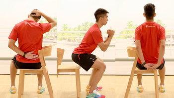 แนะนำ 5 ท่าออกกำลังกายง่ายๆ นั่งทำงานติดโต๊ะ ก็ทำได้