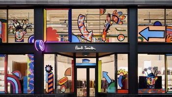 พอล สมิธ เปิดร้านสาขาใหม่ที่ย่านดาวน์ทาวน์ในแอลเอ โดยมี จอห์น บูธ มาเทคโอเวอร์การดีไซน์