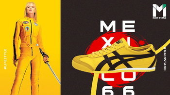 ONITSUKA TIGER : รองเท้าวิ่งพิชิตโอลิมปิกสู่ไอเท็มแห่ง ป๊อปคัลเจอร์และภาพจำใน KILL BILL