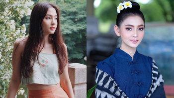 น่ารักโดนใจหนุ่มๆ รู้จัก พอนทิดา แก้วบุนพัน ดาวเด่นจากเวที Miss Laos 2020