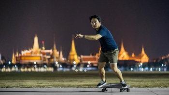 Surf Skate ไม่ได้ฮิตแค่วัยรุ่น แต่โดนใจวัย 30+