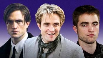 วิวัฒนาการทรงผมของผู้ชายผมยุ่งที่ดูดีที่สุดในโลก Robert Pattinson